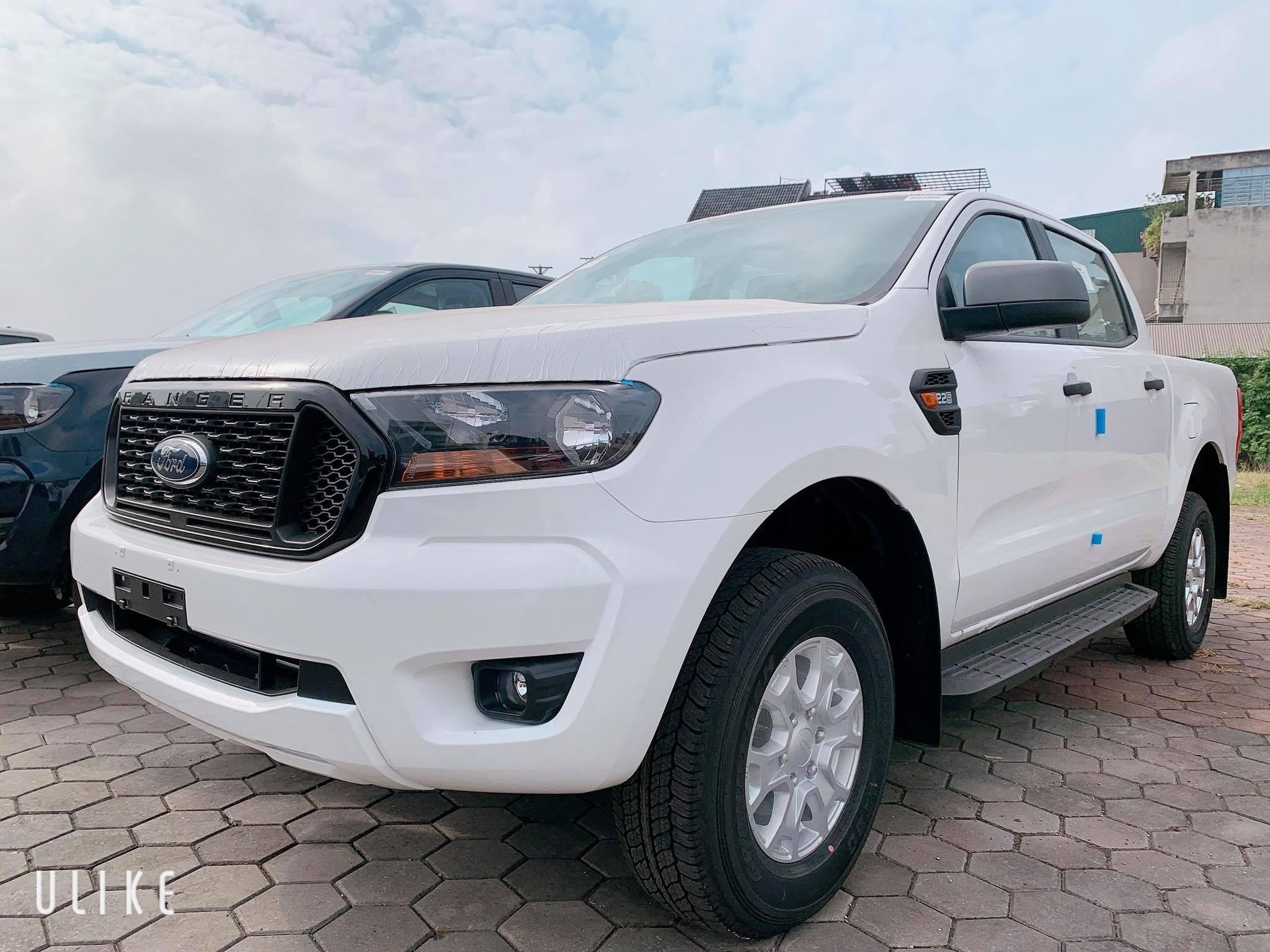 Giá bán xe Ford Ranger XLS MT lắp ráp là 630 triệu đồng