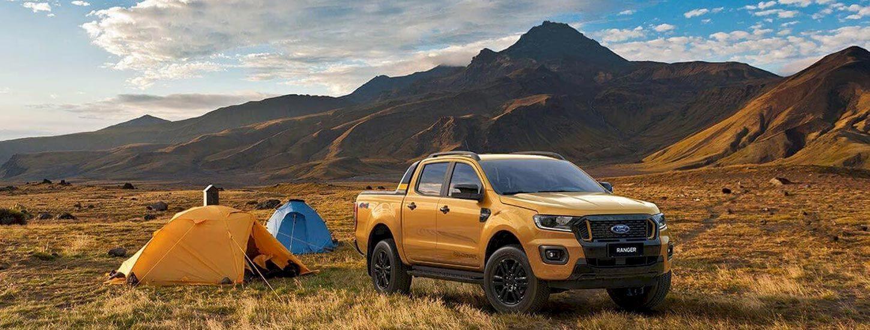 Ford Hòa Bình cung cấp Ford Ranger cho Tây Bắc