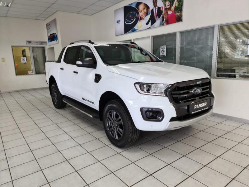 Ford Ranger Wildtrak 2021 lắp ráp