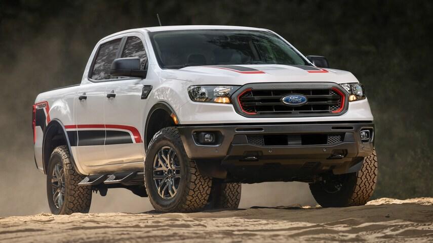 Liệu Ford Ranger lắp ráp trong nước