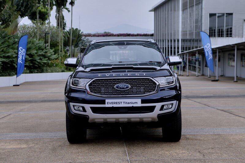 Giá lăn bánh Ford Everest 2021