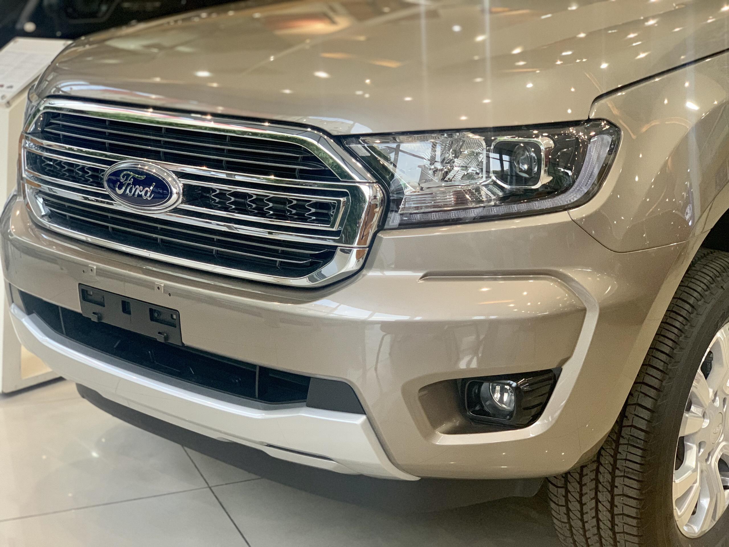 Ford Ranger lắp ráp trong nước giữ nguyên 100% linh kiện nhập khẩu để đảm bảo tính nhất quán toàn cầu về chất lượng